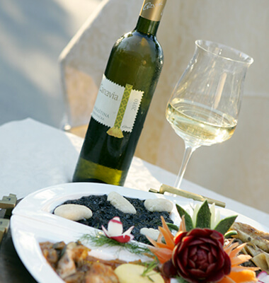 Taste primeval gastronomy